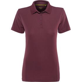 Meru Wembley - Camiseta manga corta Mujer - violeta
